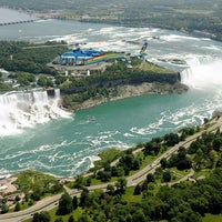 Photo taken at Niagara Helicopters by Yext Y. on 8/3/2017