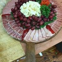 Photo taken at Babylon Village Meat Market by Yext Y. on 9/1/2017