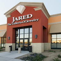 Photo taken at Jared - The Galleria of Jewelry by Yext Y. on 6/29/2016