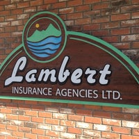 Photo taken at Lambert Insurance Agencies Ltd by Yext Y. on 8/11/2017