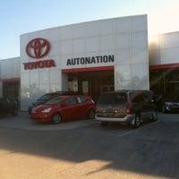 Delightful ... Photo Taken At AutoNation Toyota Winter Park Service Center By Yext Y.  On 3/ ...