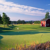 Photo taken at Langdon Farms Golf Club by Yext Y. on 7/5/2016