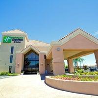 Photo taken at Holiday Inn Express Las Vegas-Nellis by Yext Y. on 2/28/2017
