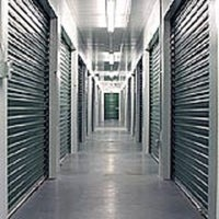 Photo taken at 680 Maple Mini & Mobile Storage by Yext Y. on 4/4/2017