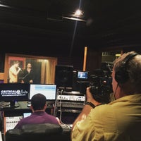 Photo taken at Critical Recording Studio by Yext Y. on 10/14/2016