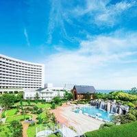 Photo taken at Sheraton Grande Tokyo Bay Hotel by Yext Y. on 4/16/2017