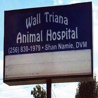 Wall Triana Animal Hospital