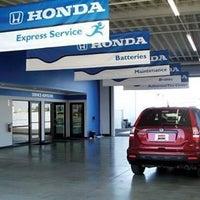 ... Photo Taken At Brilliance Honda Of Crystal Lake By Yext Y. On 9/17