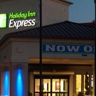 Photo taken at Holiday Inn Express Hickory-Hickory Mart by Yext Y. on 2/27/2018