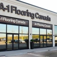 Photo taken at A-1 Flooring Canada by Yext Y. on 5/1/2018