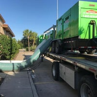Photo taken at SERVPRO of Rocky Hill, Sequoyah Hills, South Knoxville by Yext Y. on 9/28/2017