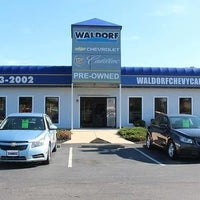 Waldorf Chevy Cadillac - 1 tip from 121 visitors