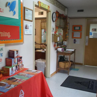 Photo taken at Kensington KinderCare by Yext Y. on 10/4/2017