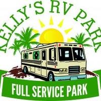Photo Taken At Kellyamp39s RV Park By Yext Y On