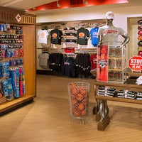 Photo taken at ESPN Clubhouse Shop by Yext Y. on 12/9/2016