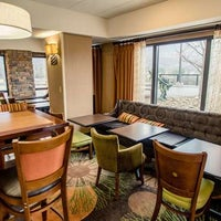 Photo taken at Hampton Inn Caryville-I-75/Cove Lake-State Park by Yext Y. on 1/11/2018