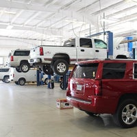 Photo Taken At Cavender Chevrolet By Yext Y. On 6/6/2017 ...