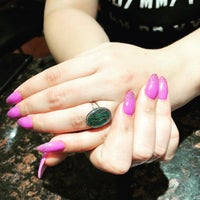 Photo taken at Vickies Nail Spa by Yext Y. on 4/20/2018