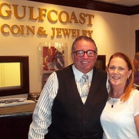 Photo taken at Gulfcoast Coin & Jewelry by Yext Y. on 11/17/2016
