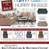 Photo Taken At Kenu0026amp;#39;s Furniture And Mattress Center By Yext Y ...