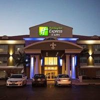 Photo taken at Holiday Inn Express & Suites Albuquerque-N. Balloon Fsta Pk by Yext Y. on 2/28/2017