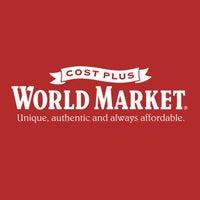Photo taken at World Market by Yext Y. on 9/8/2016