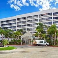 Photo Taken At Doubletree By Hilton Hotel Lax El Segundo Yext Y On