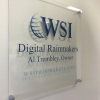Photo taken at WSI Digital Rainmakers by Yext Y. on 7/22/2016