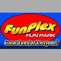 Photo taken at Funplex Funpark by Yext Y. on 9/1/2017