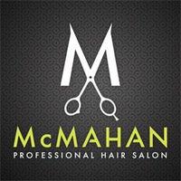 Photo taken at McMahan Salon by Yext Y. on 12/14/2016