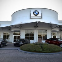 Photo taken at BMW of The Woodlands by Yext Y. on 10/12/2017
