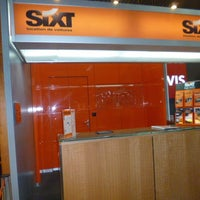 Photo taken at Sixt Strasbourg Aéroport by Yext Y. on 10/13/2017