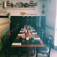 Foto diambil di Cucineria La Mattonaia oleh Yext Y. pada 8/1/2017