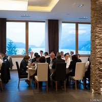 Foto scattata a Grand Hotel Molveno da Yext Y. il 3/24/2017