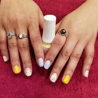 Photo taken at Vickies Nail Spa by Yext Y. on 4/18/2018