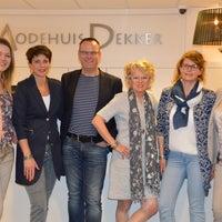 Photo taken at Damesmode Dekker Modehuis by Yext Y. on 7/27/2017