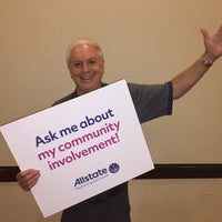 Photo taken at Allstate Insurance Agent: Marc Turim by Yext Y. on 8/29/2017
