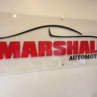 Photo taken at Marshall Automotive by Yext Y. on 5/19/2017