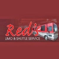 Photo taken at Red's Limo and Shuttle Service by Yext Y. on 11/21/2016