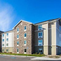 Photo taken at MainStay Suites Rapid City by Yext Y. on 9/19/2017