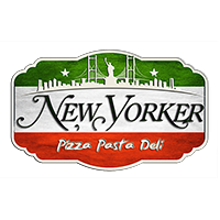 Photo taken at New Yorker Pizza by Yext Y. on 9/21/2018