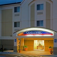 Photo taken at Candlewood Suites Chambersburg by Yext Y. on 2/28/2017