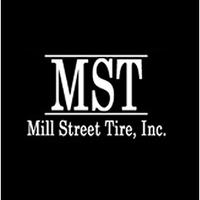 Photo taken at Mill Street Tire by Yext Y. on 10/4/2016