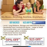 In & Out Moving & Storage