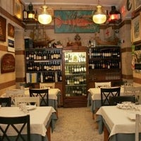 Photo taken at Osteria al Gambero by Yext Y. on 4/8/2017