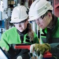 Photo taken at Valmet Technologies Oy by Yext Y. on 10/30/2017