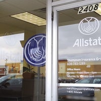 Photo taken at Mary Thompson: Allstate Insurance by Yext Y. on 7/18/2017