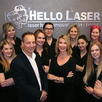 Photo taken at Hello Laser Scottsdale by Yext Y. on 3/8/2018