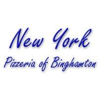 Photo taken at New York Pizzeria of Binghamton by Yext Y. on 8/9/2016