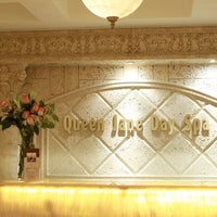 Photo taken at Queen Jane Day Spa by Yext Y. on 9/24/2016